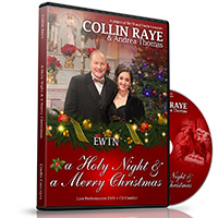 Collin Raye & Andrea Thomas - A Holy Night & A Merry Christmas